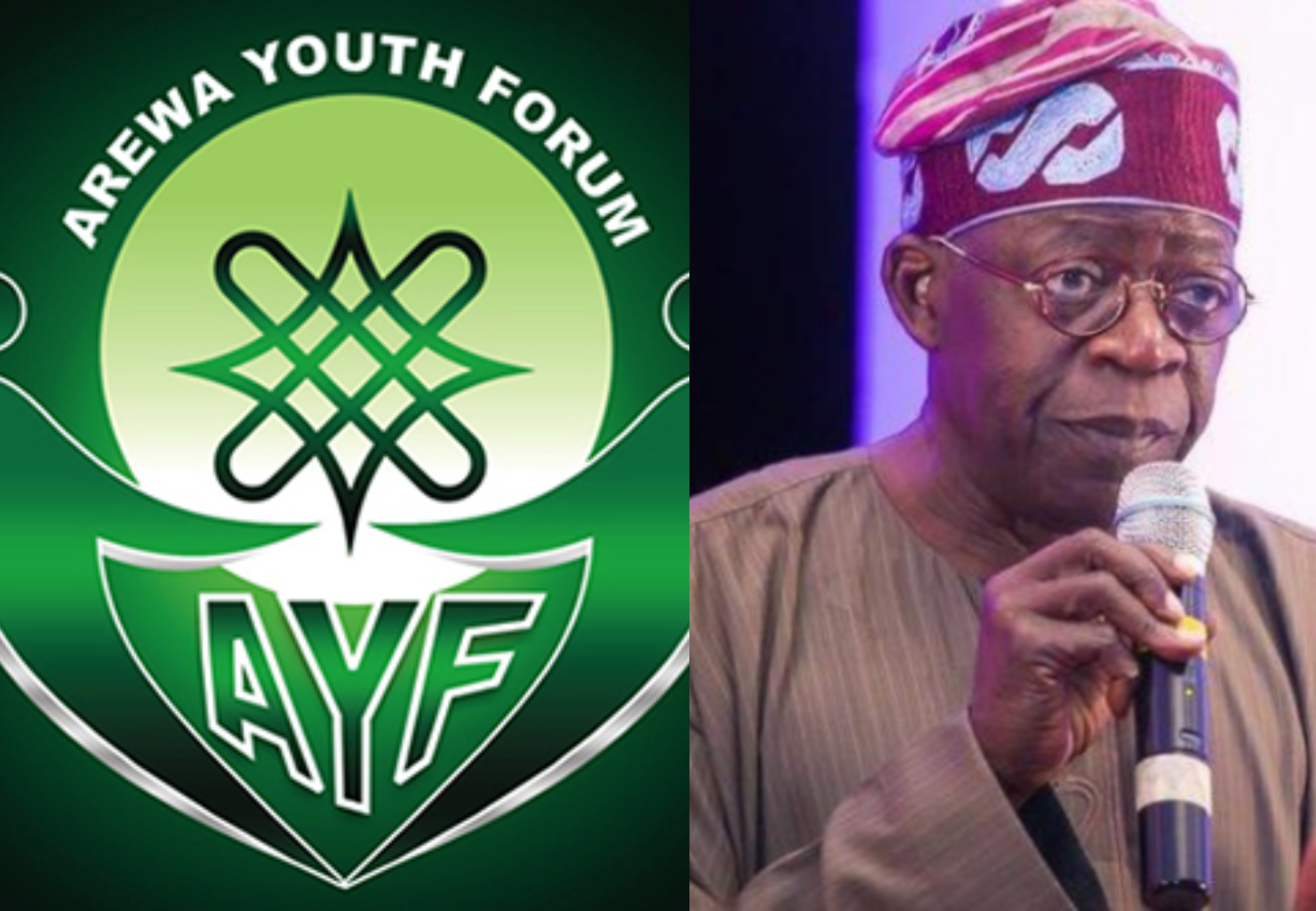 Tinubu won't be probed over bullion van by EFCC, he is in APC - Arewa Youths