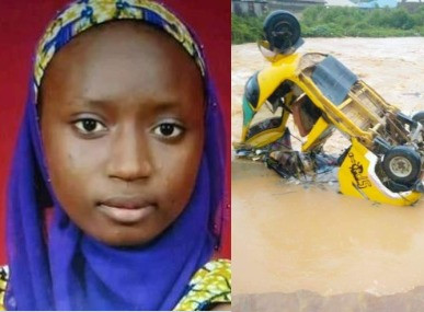 Lady drowns in floodwater five days to her wedding in Kaduna (photos)