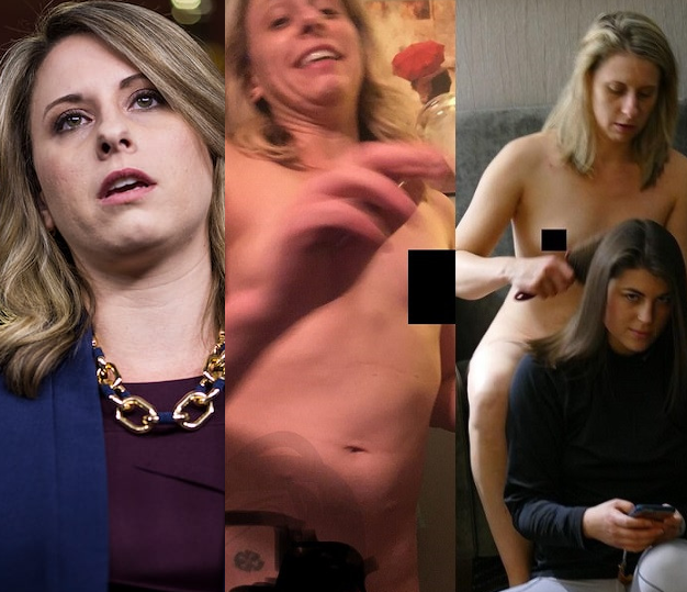 Democrat Katie Hill Resigns From Congress After Photos Of Her