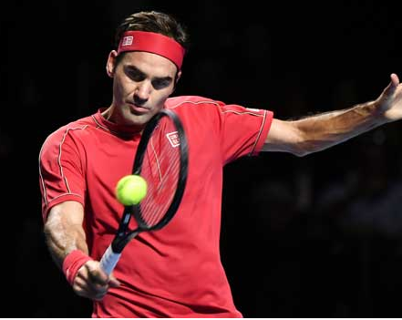 Roger Federer?announces shocking withdrawal?from this week?s Paris Masters