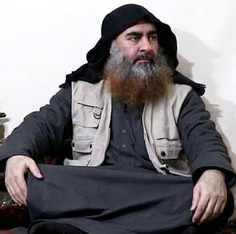 ?Remains of ISIS leader al-Baghdadi has been?buried at sea