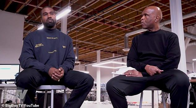 Kanye West says Democrats brainwash black people and encourage abortion
