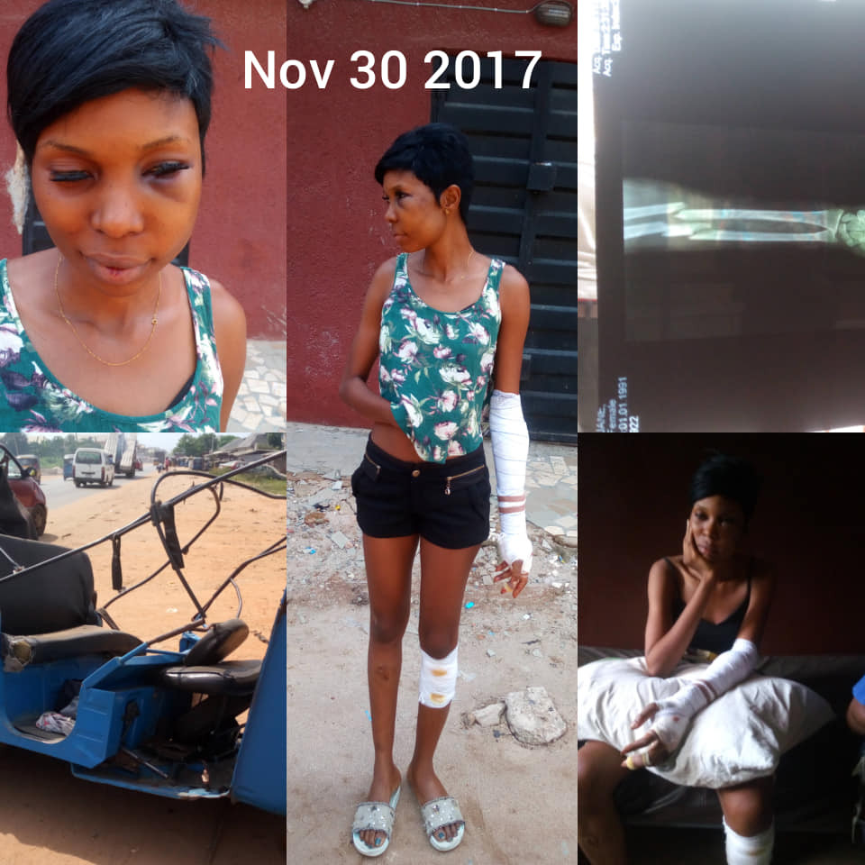 Nigerian student allegedly sexually abused by lecturers at Federal Polytechnic Nekede, shares her story after writing her final paper
