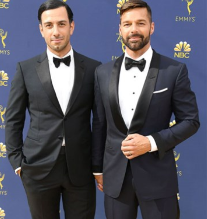 Ricky Martin welcomes fourth child?with husband, Jwan Yosef (Photo)