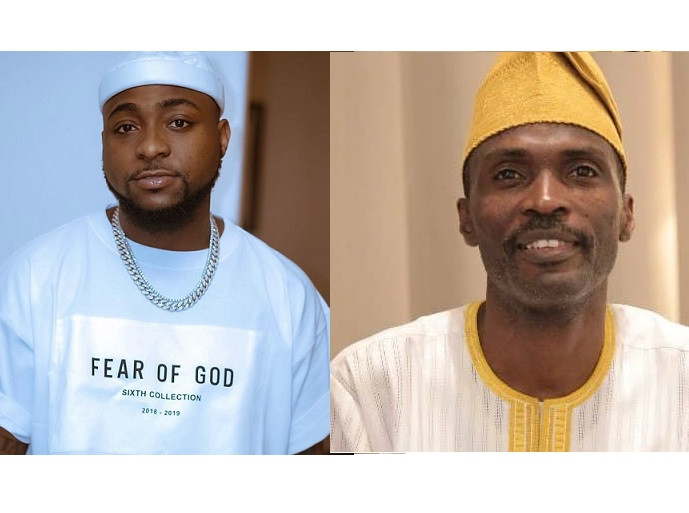 'Your whole life earnings no reach 30% of my show money' – Davido blasts Kayode Ogundamisi
