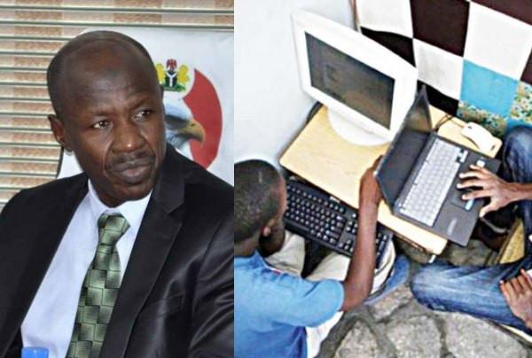 Yahoo boys? mothers now forming association - EFCC Chairman Ibrahim Magu
