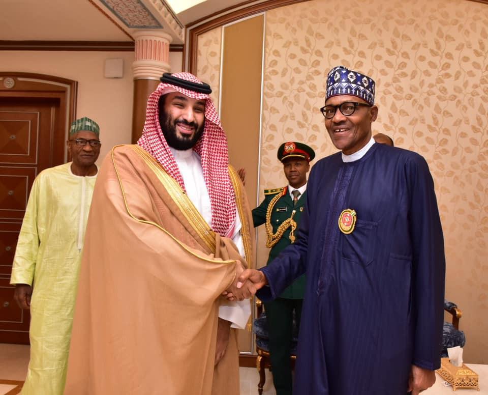 Buhari's Trip To Saudi Arabia Yields Results As Both Countries Establish Nigeria-Saudi Council