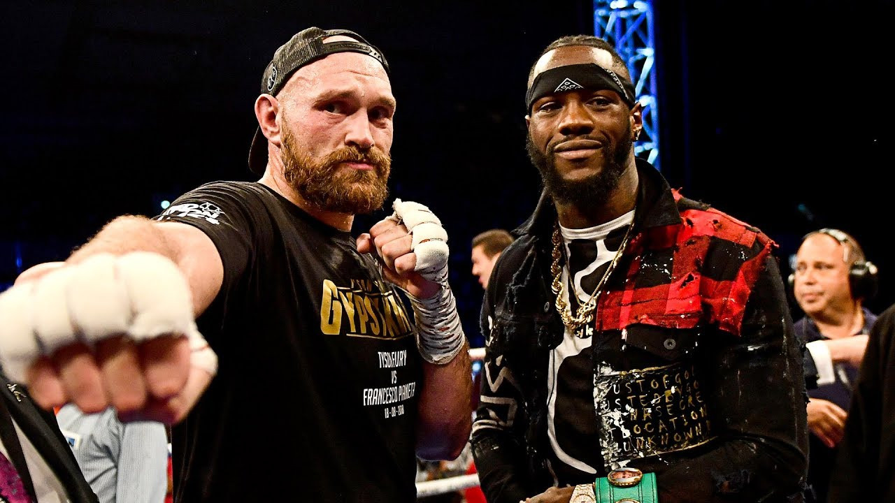 Tyson Fury reveals he could face Deontay Wilder in Saudi Arabia after reportedly making $15m in his WWE debut win