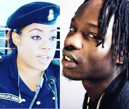 CSP Dolapo Badmus weighs in on Naira Maley