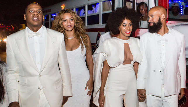 Solange announces split from her husband of five years