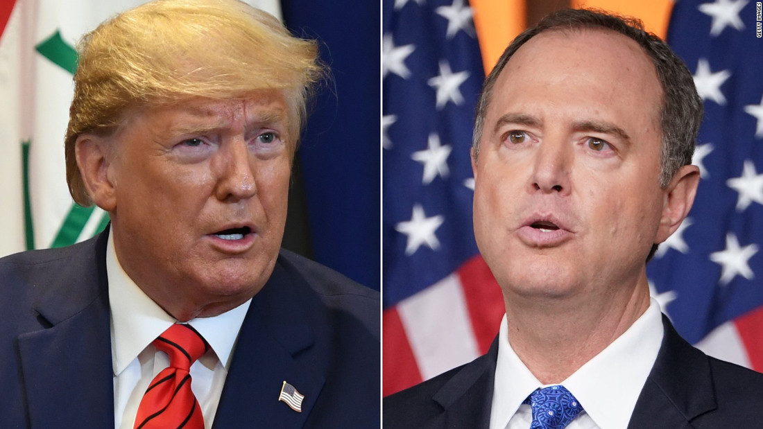 Trump vents on Twitter after whistle blower's lawyer agrees to answer written questions from Republicans - 'The whistleblower must be brought forward to testify' thumbnail
