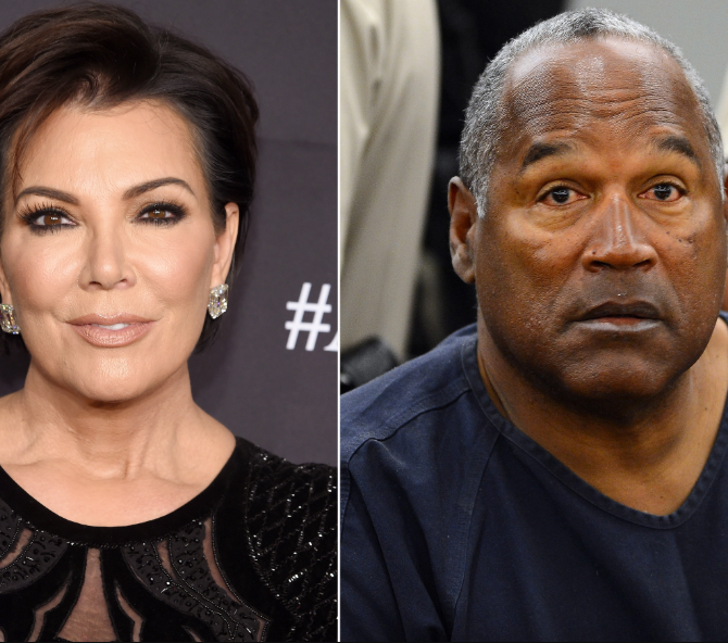 Kris Jenner slams reports that she had sex with O.J. Simpson and ended up in the hospital afterwards (video)