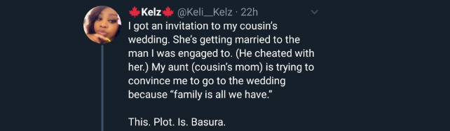 Wow! Choi! Woman tells of how her ex-boyfriend former best friend who are getting married credited her with introducing them meanwhile she was dating the guy at the time