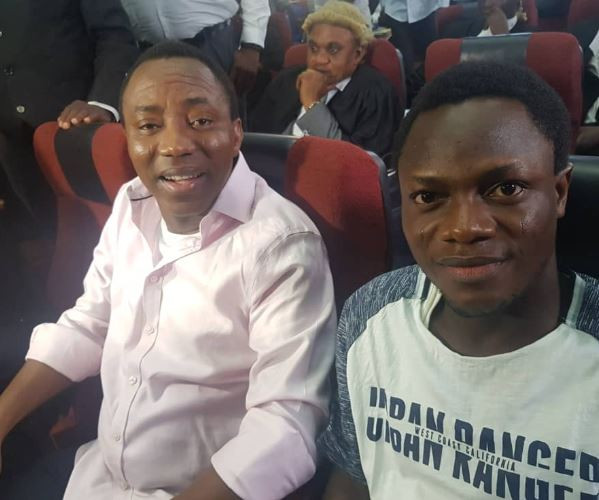 Sowore rejects plan by DSS to?mask witnesses in court, case adjourned to December 5th