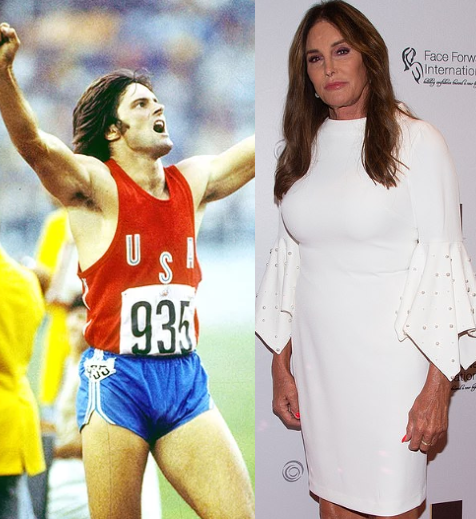 Caitlyn Jenner says transitioning in 2015 was much harder than competing at the Olympics