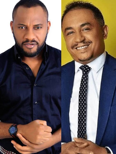 """This is an anti Christ post"" Daddy Freeze reacts to Yul Edochie"