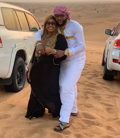 E Money And Wife Juliet Celebrate 10th