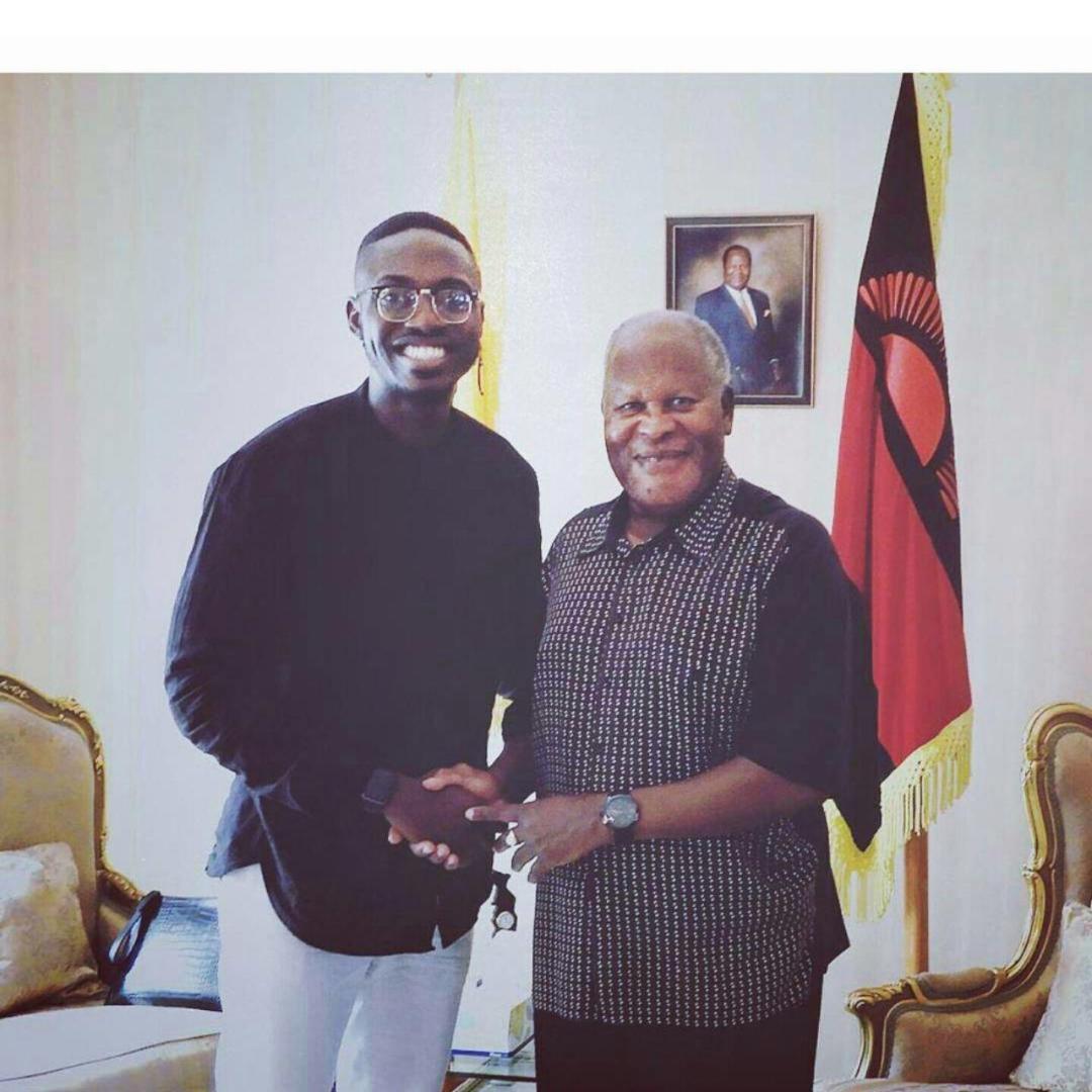 IIMSAM appoints H.E. Samson O. Bolarin as a representative Ambassador in Nigeria