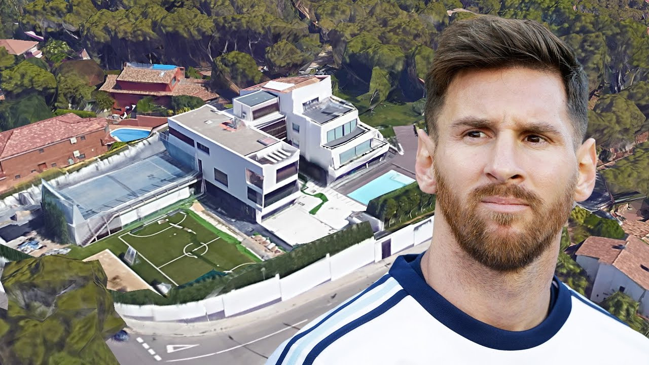Did you know that Airplanes are banned from flying over Lionel Messi's house? Here's why..