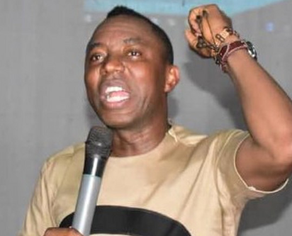 We've received the order to release Sowore - DSS