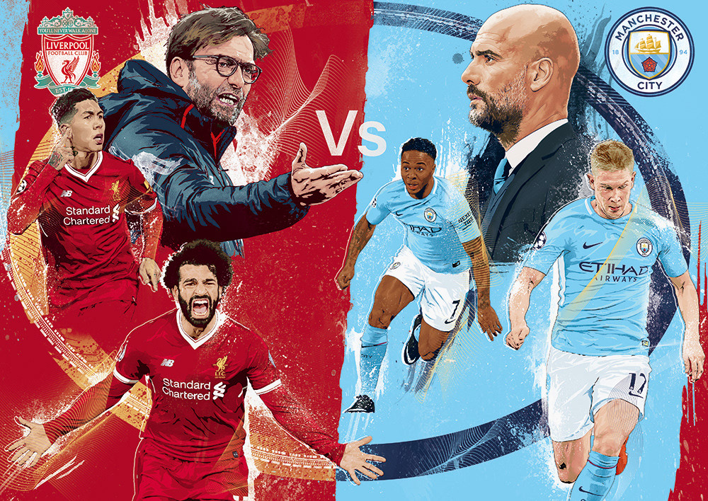 Image result for liverpool vs man city premier league