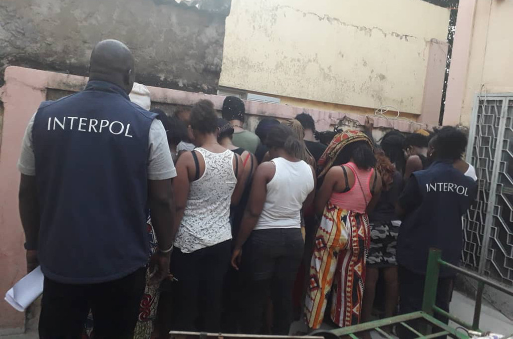 Interpol rescues Nigerians from sex trafficking in Mali