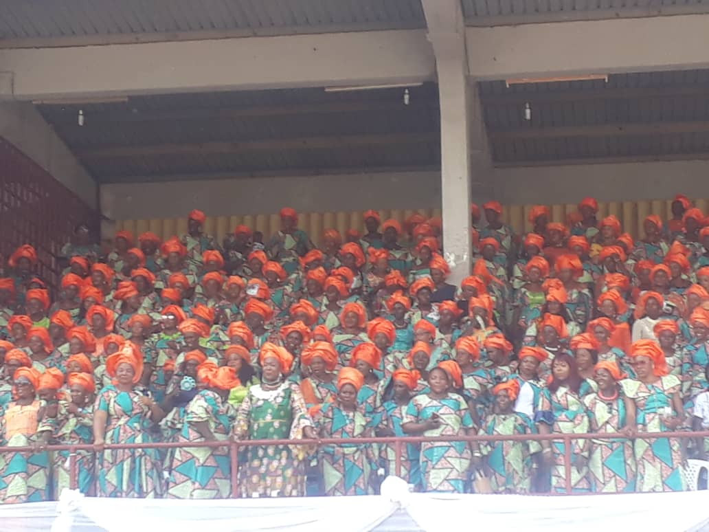 Obaseki celebrates women at the 3rd Alaghodaro Women Summit