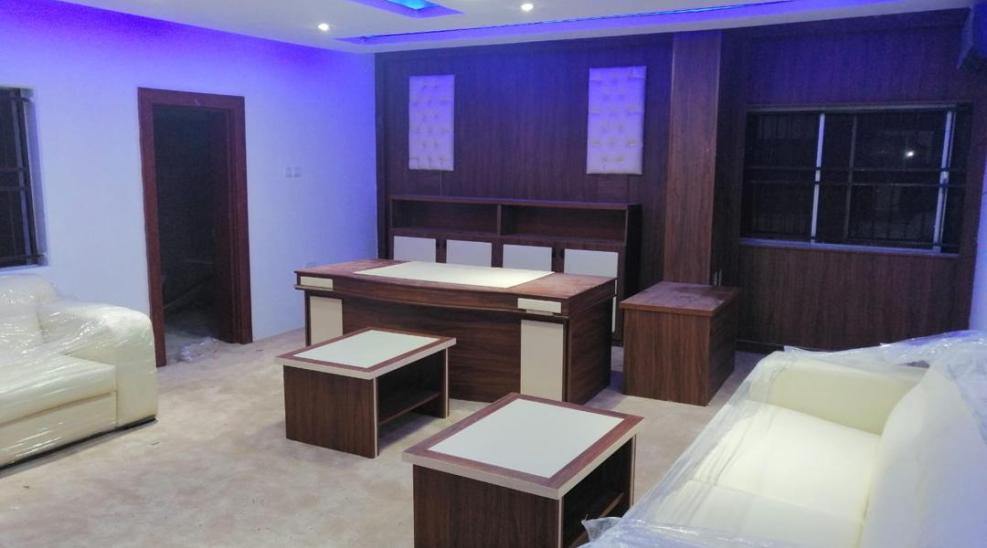 T. Pumpy's Multi-million Naira Corporate Office For Commissioning Nov 8