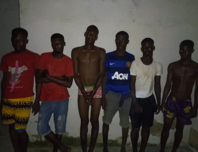 Lagos police release list of six?captured cultists who killed Fashola (Photo)