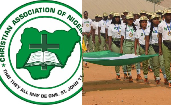 CAN reacts to NYSC expelling female corp members for refusing to wear trousers, tells them to sue