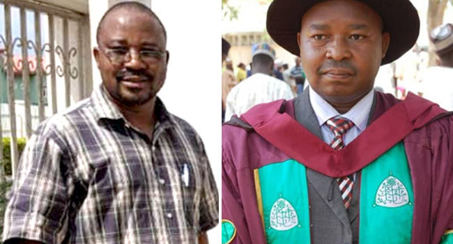Gunmen allegedly abduct two lecturers in Kaduna