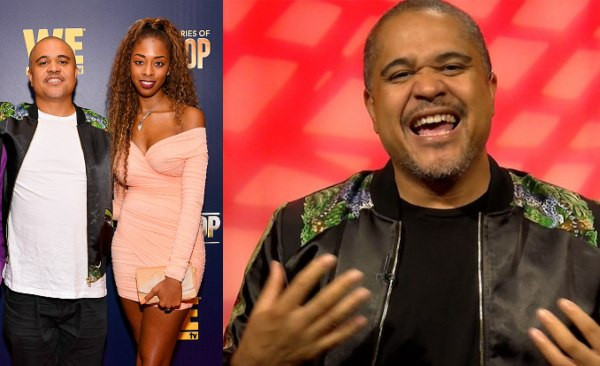Music executive, Irv Gotti reveals he pulled a gun on his daughter's boyfriend during sex talk