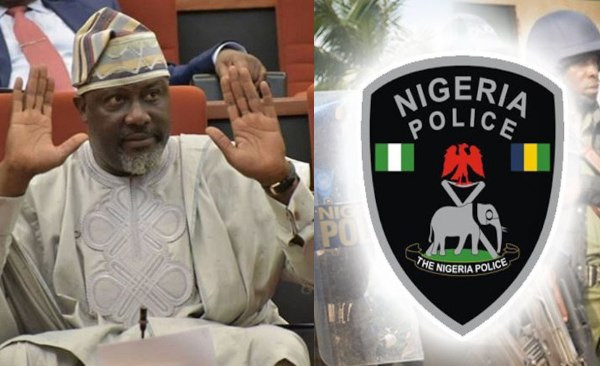 Police leaving Lokoja to plant arms in my house ? Dino Melaye raises alarm