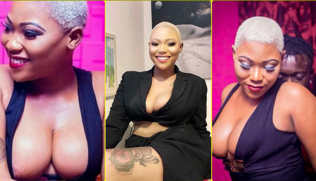 Popular Ghanaian sex worker Queen Farcadi reveals some of her clients are from