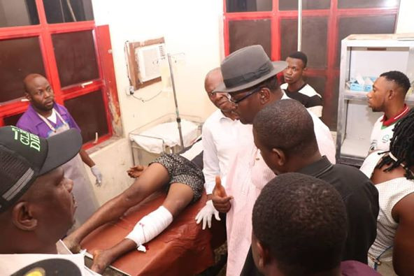 Governorship election: 3 killed in shootout between alleged APC and PDP hoodlums in Bayelsa (photos)