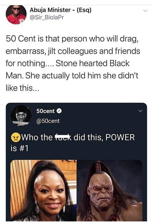 50 Cent slammed for trolling Power co-star Naturi Naughton again