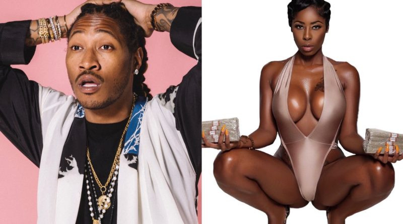 Future?s alleged Baby mama claims the rapper is trying to use the legal system to harass and silence her