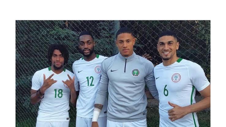 Handsome Super Eagles player Maduka Okoye explains why he chose Nigeria over Germany