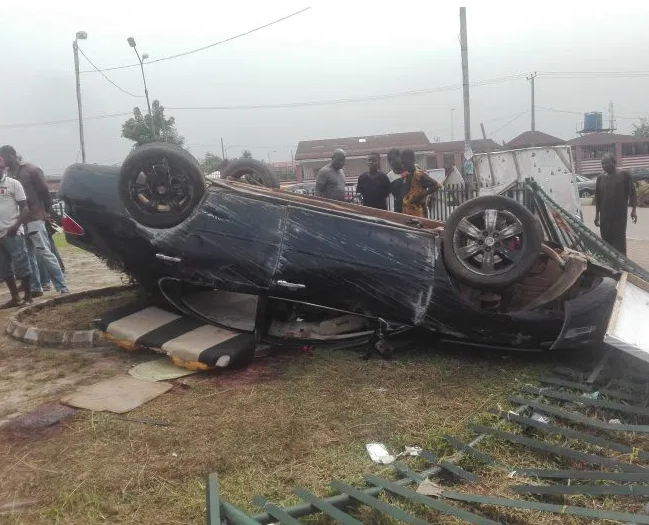 Seven people killed in Osun State auto crash (photos)