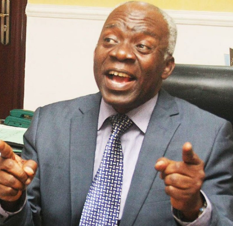 Sowore: Stop insulting the collective intelligence of Nigerians - Femi Falana tells DSS
