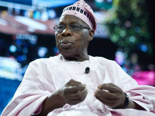 Jesus would not be silent if he were in Nigeria - Olusegun Obasanjo