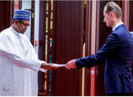 We cannot give Nigerians financial aid forever ? Danish Ambassador