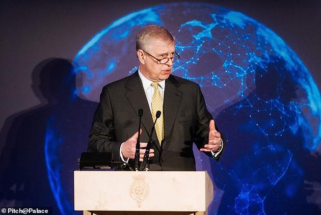 KPMG terminates its sponsorship of Prince Andrew