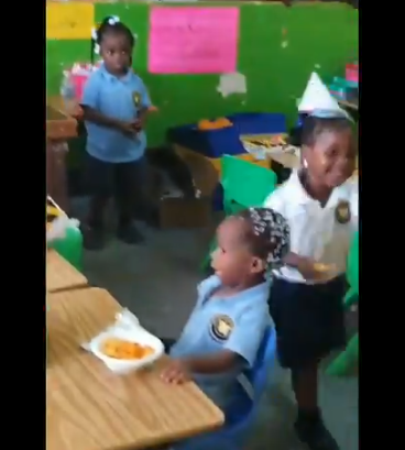 Dad shares video compilation of his daughter
