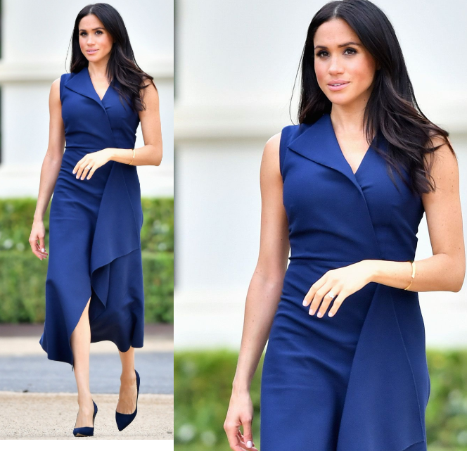 Meghan Markle overtakes Kylie Jenner to become the most powerful dresser of 2019