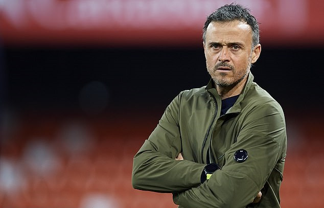 Spain re-appoints Luis Enrique as coach just five months after quitting when his daughter died