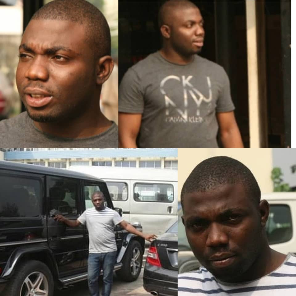 EFCC gives details of how convicted internet fraudster, Olusegun Aroke pulled off $1m scam from Lagos? maximum prison, attended parties