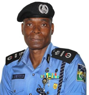 IGP Adamu Mohammed blames violence and ballot snatching in Kogi and Bayelsa election on fake police