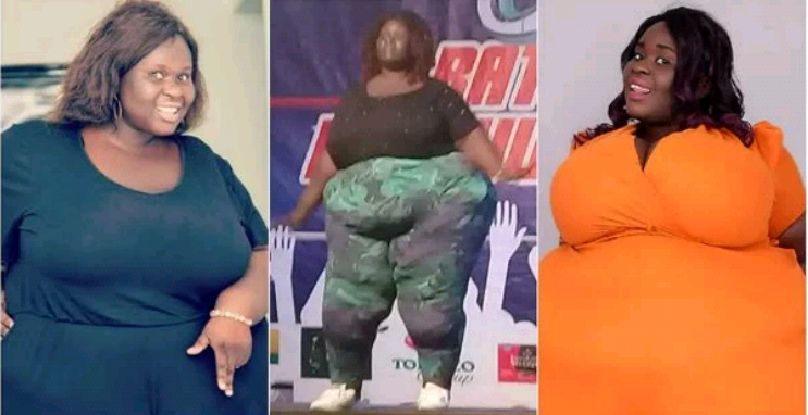 Winner of Ghanaian reality show for plus-size women allegedly denied boarding plane to Dubai because she is