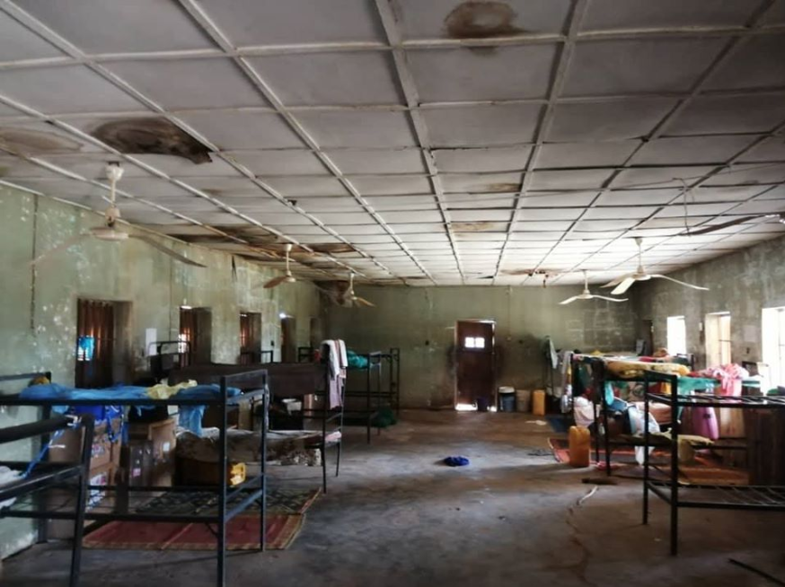 Horrible state of Government Girls Science College in Niger state (photos)